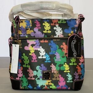Dooney & Bourke 10th Anniversary Disney purse bag